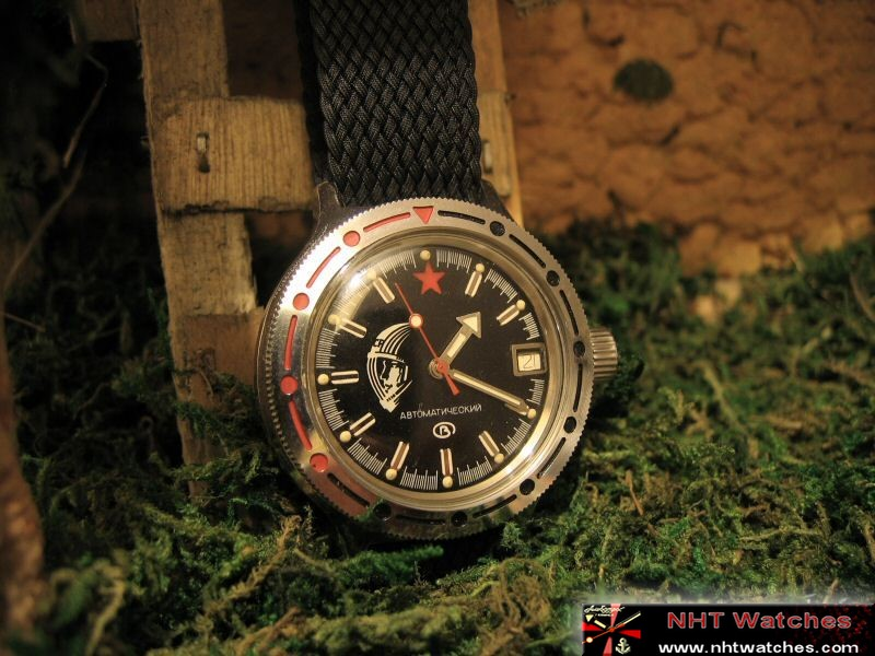 Do you know the Vostok watches?